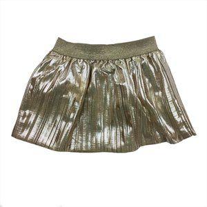 Carter's Gold Lined Pullon Skirt